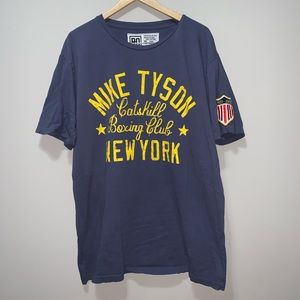 "Mike Tyson NY ""Kid Dynamite"" T-Shirt by Roots"